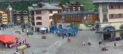 Archived image Webcam Les Arcs - Village Arc 1950 15:00