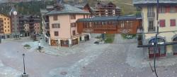 Archived image Webcam Les Arcs - Village Arc 1950 12:00