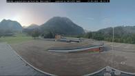 Archiv Foto Webcam Langlaufstadion Oberstdorf 02:00