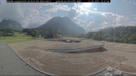 Archiv Foto Webcam Langlaufstadion Oberstdorf 08:00