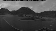 Archiv Foto Webcam Langlaufstadion Oberstdorf 01:00
