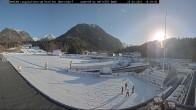 Archived image Oberstdorf: Webcam Cross Country Stadium 10:00