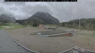 Archived image Oberstdorf: Webcam Cross Country Stadium 08:00