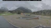 Archived image Oberstdorf: Webcam Cross Country Stadium 12:00