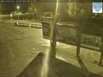 Archived image Webcam Les Grands Montets: Parking area 00:00