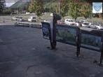 Archived image Webcam Les Grands Montets: Parking area 04:00
