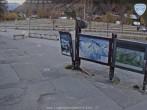 Archiv Foto Webcam Parkplatz Les Grands Montets 03:00