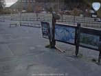 Archiv Foto Webcam Parkplatz Les Grands Montets 11:00