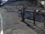 Archiv Foto Webcam Parkplatz Les Grands Montets 08:00