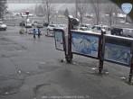 Archiv Foto Webcam Parkplatz Les Grands Montets 02:00