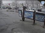 Archiv Foto Webcam Parkplatz Les Grands Montets 04:00