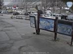 Archiv Foto Webcam Parkplatz Les Grands Montets 06:00