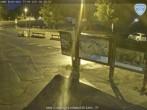 Archived image Webcam Les Grands Montets: Parking area 05:00