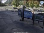 Archived image Webcam Les Grands Montets: Parking area 09:00