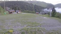 Archiv Foto Webcam Le Lac, Superbagnères 22:00
