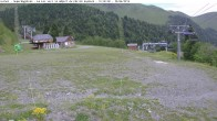 Archiv Foto Webcam Le Lac, Superbagnères 02:00