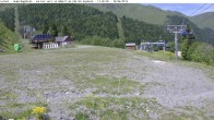 Archiv Foto Webcam Le Lac, Superbagnères 04:00