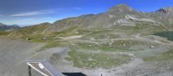 Archiv Foto Webcam Orcieres 1850 - Bergstation Les Estaris (2.600m) 04:00