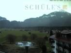Archiv Foto Webcam Oberstdorfer Wiesen 10:00