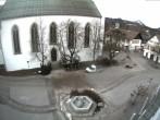 Archiv Foto Webcam Hotel Mohren Oberstdorf 08:00