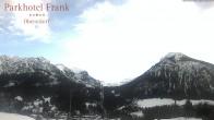 Archived image Webcam Ski-jumping hills Oberstdorf 02:00