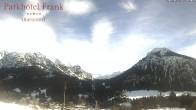 Archived image Webcam Ski-jumping hills Oberstdorf 04:00