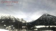 Archived image Webcam Ski-jumping hills Oberstdorf 06:00