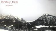Archived image Webcam Ski-jumping hills Oberstdorf 10:00