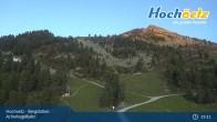 Archiv Foto Webcam Acherkogelbahn Hochoetz 18:00