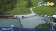 Archiv Foto Webcam Acherkogelbahn Hochoetz 23:00