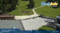 Archiv Foto Webcam Acherkogelbahn Hochoetz 07:00