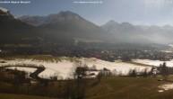 Archiv Foto Webcam Blick von der Kurklinik auf Oberstdorf 09:00