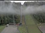 Archiv Foto Webcam Skiflugschanze Oberstdorf 07:00