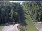 Archiv Foto Webcam Skiflugschanze Oberstdorf 10:00