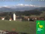 Archiv Foto Webcam Allgäuer Bergbauernmuseum in Diepolz 12:00