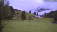 Archiv Foto Webcam Heubethof bei Blaichach 02:00