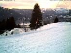 Archiv Foto Webcam Blick von der Bergstation Mittagbahn 00:00