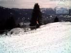 Archiv Foto Webcam Blick von der Bergstation Mittagbahn 04:00
