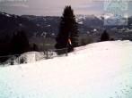 Archiv Foto Webcam Blick von der Bergstation Mittagbahn 06:00
