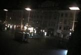 Archiv Foto Webcam Graz: Blick auf den Hauptplatz 20:00