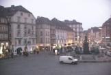 Archiv Foto Webcam Graz: Blick auf den Hauptplatz 00:00