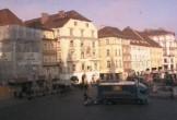 Archiv Foto Webcam Graz: Blick auf den Hauptplatz 02:00