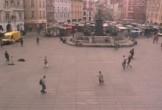 Archiv Foto Webcam Graz: Blick auf den Hauptplatz 10:00