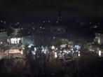 Archiv Foto Webcam Graz: Blick auf das Kunsthaus 19:00