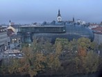 Archiv Foto Webcam Graz: Blick auf das Kunsthaus 01:00