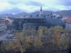 Archiv Foto Webcam Graz: Blick auf das Kunsthaus 05:00