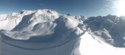 Archived image Webcam Les Deux Alpes top station chairlift La Fée 14:00