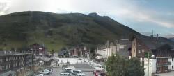Archived image Webcam Les Deux Alpes (village center) 05:00