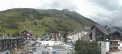 Archived image Webcam Les Deux Alpes (village center) 15:00