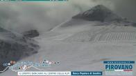 Archiv Foto Webcam Stilfserjoch: Blick auf die Gletscherpisten 04:00